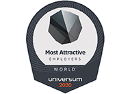 Universum Most Attractive Employers 2020